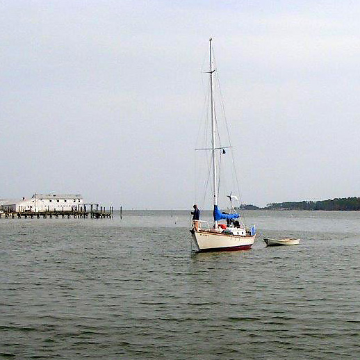 Freya Sailboat