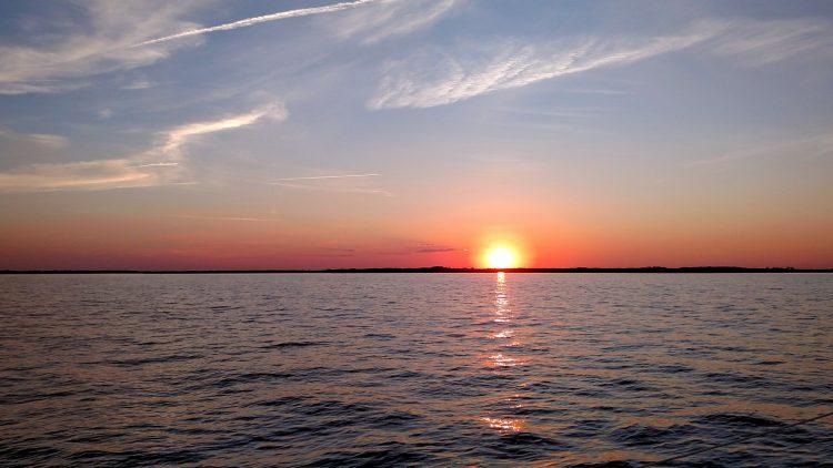 North Landing River Sunset
